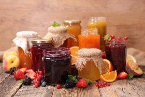 Хранение плодов методом варки в сахарном сиропе