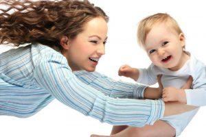 Как справиться с годовалым ребенком