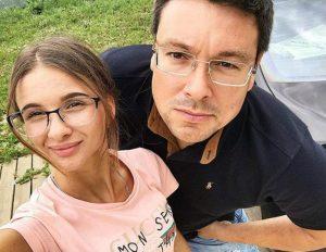 Чуев Андрей и его жена