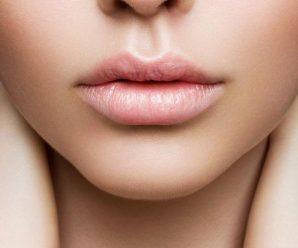 Домашнии маски для губ