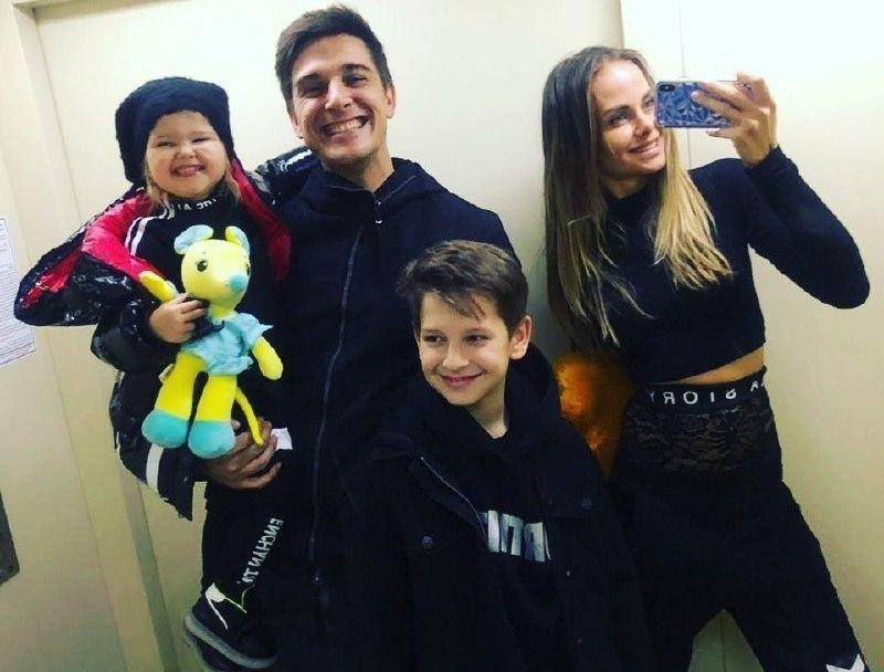 Жена и дети актера Станислава Бондаренко