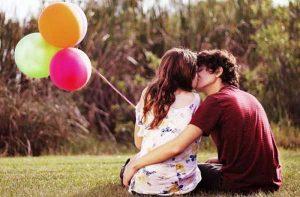 Как в первый раз поцеловать парня