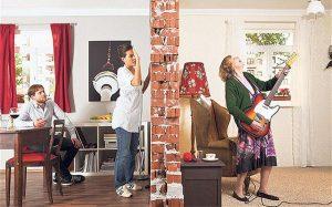 Как вести себя с неадекватными соседями?