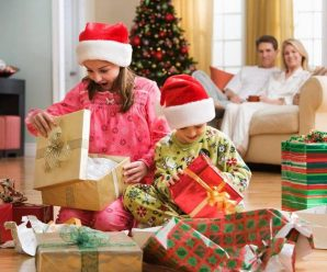 Что подарить детям в школе на новый год?
