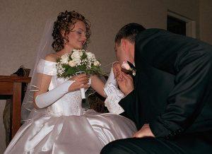 Обряд сватовства невесты
