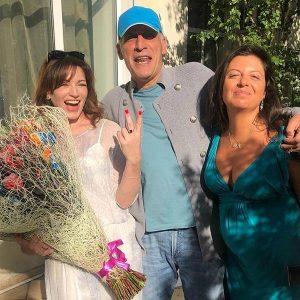 Тигран Кеосаян и его новая жена