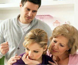 Как родители могут влиять на нашу личную жизнь