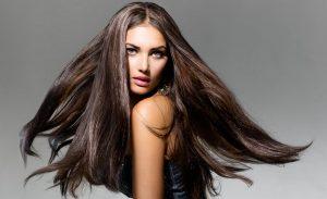Как ухаживать за длинными и нарощенными волосами