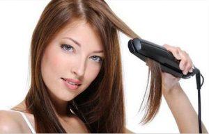 Как правильно выпрямить волосы ― без утюжка и с утюжком