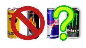 Можно ли детям пить энергетические напитки?
