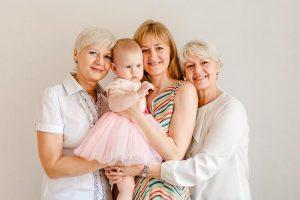 Ребенку 1 год – адаптация в социуме