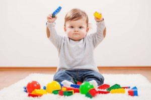 Как научить ребенка играть — советы