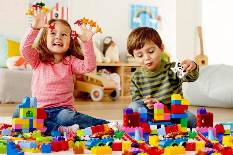 Раннее развитие у детей – развиваем конструкторские навыки