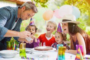День рождения ребенка – варианты празднования