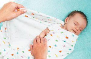 Пеленание ребенка – достоинства и недостатки