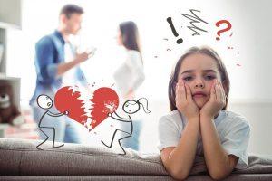 Психология ребенка после развода родителей