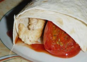 Фахитос (fajitos) — мексиканский фастфуд
