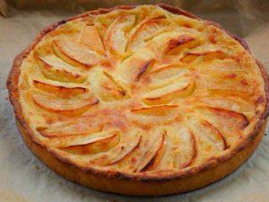 Рецепт русского яблочного пирога (классический)