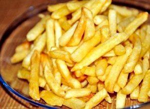 Как приготовить дома картофель-фри без фритюрницы на сковороде