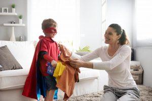 Как научить ребенка убираться — советы
