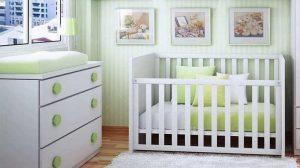 Как правильно выбрать детскую кроватку — советы