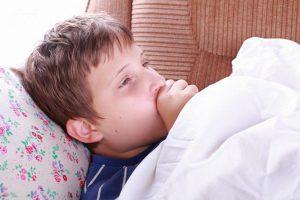 Пневмония у детей — симптомы