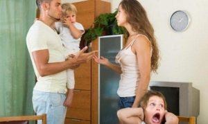 Что испытывает ребенок при разводе родителей