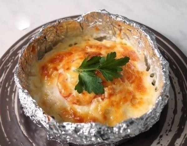 Рецепт куриного филе в фольге в духовке