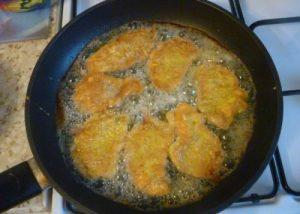Отбивные из телятины на сковороде — рецепт