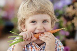 Зависимость детей от еды или норма?
