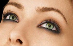 Женские глаза – основное оружие женщин