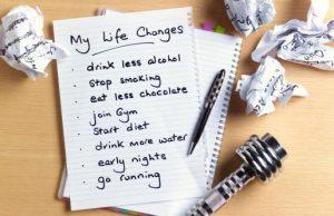 Как изменить образ жизни?