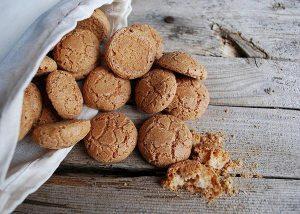 Миндальное печенье «Амаретти»