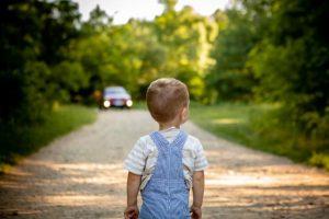 Ребенок и опасность на дорогах