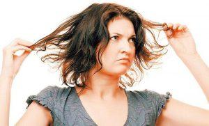 Что делать если волосы жирные — понять почему они жирные