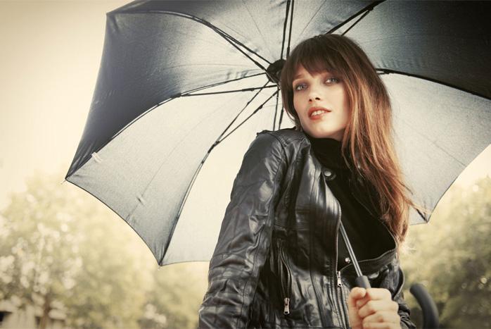 Девушки, выбираем зонт правильно