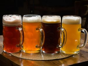 Польза пенного напитка (пива) для организма