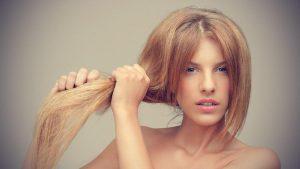 Почему волосы сухие? Кто ответит на этот вопрос?