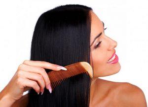Уход за нормальными волосами не требует много времени