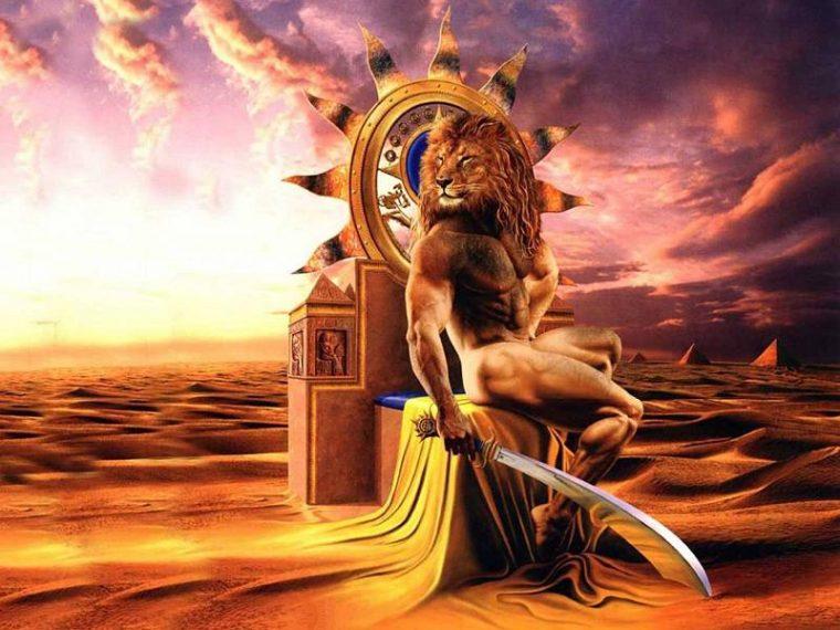 Знак Зодиака Лев - любовь
