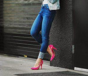 Какую носить обувь под джинсы? Модный приговор