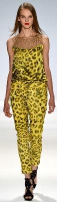 Принт леопардовый