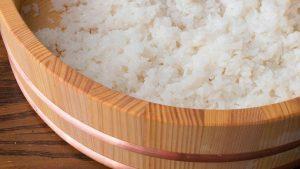 Способы варки риса для суши