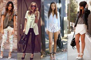 Самые популярные и всегда актуальные стили одежды