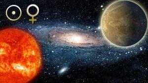 Венера в гороскопе — это любовь, чувства, гармония