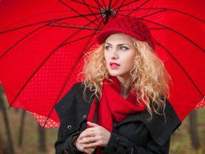 Выбираем красивый и модный зонтик под настроение