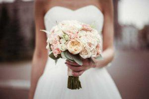 Как выбрать букет для невесты к свадьбе правильно
