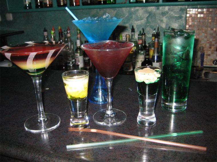 Самые вкусные коктейли