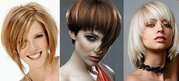 Стрижки для тонких редких волос