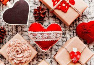 День Святого Валентина и подарки